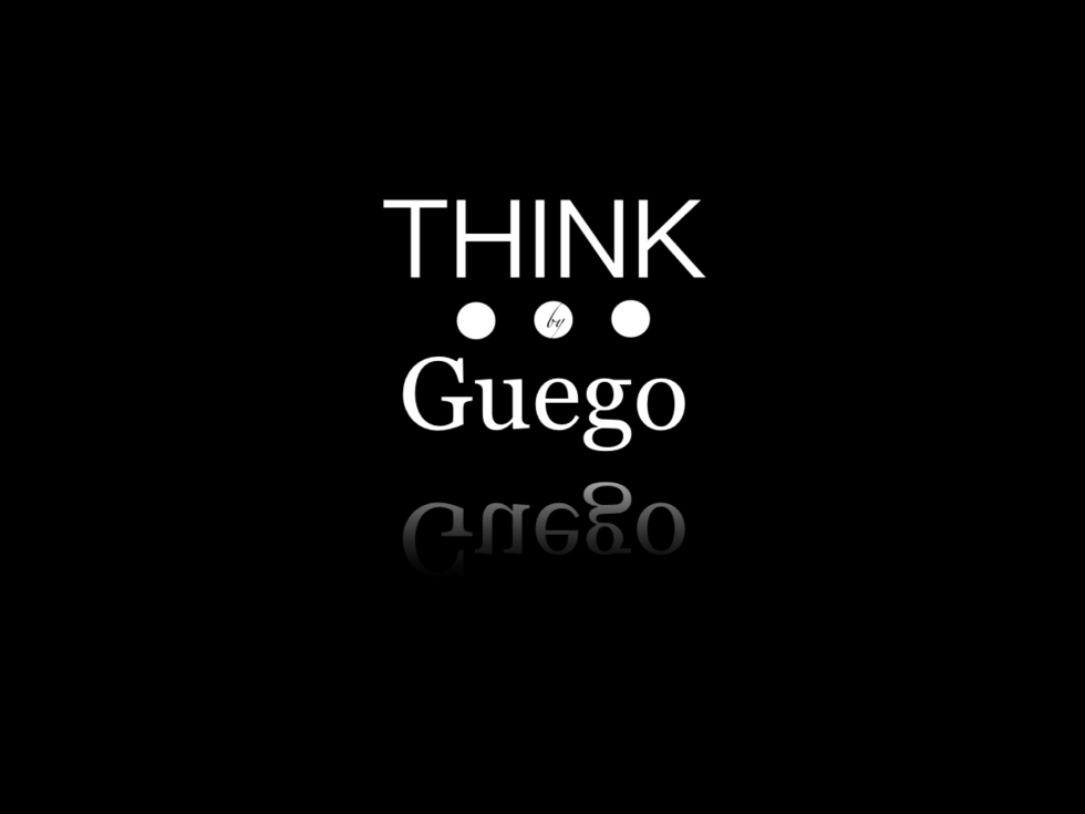 THINK by Guego