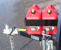 Gas Can Rack