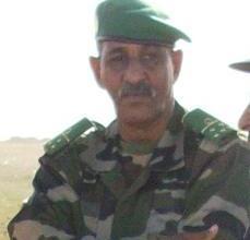 صورة تعيين ضابط متقاعد ضالع في ملفات فساد وتصفيات عرقية أمينا عاما لرابطة العمد الموريتانيين