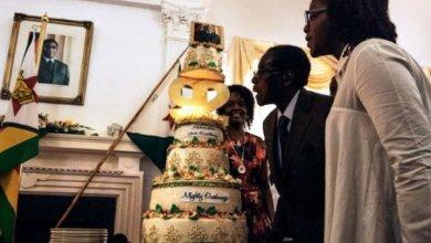 """صورة زيمبابوي: احتفال """"باذخ"""" في عيد ميلاد موغابي الـ92 رغم الأزمة الغذائية بالبلاد"""