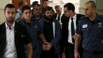 """صورة إدانة الإسرائيلي """"بن دفيد"""" المتهم الرئيسي بحرق الطفل الفلسطيني """" محمد أبو خضير"""" حيا بعد الحكم على أحد شركائه بالسجن مدى الحياة"""