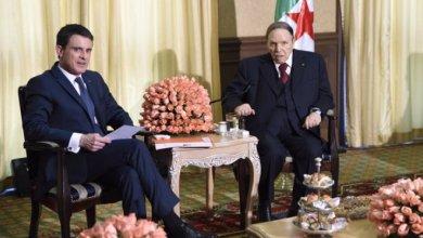صورة الجزائـر : صورة للرئيس الجزائري نشرها رئيس الوزراء الفرنسي تثير جدلا حول حالته الصحية