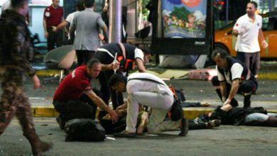 صورة ضابط تونسي سافر لإستعادة ابنه من داعش فمات في تفجير إسطنبول