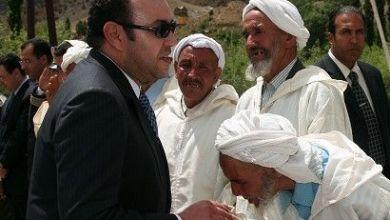 صورة شكرا للمغاربة .. فبسفالتهم ظهرت عظمة الموريتانيين ..