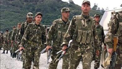 صورة الجيش الجزائري يقتل  4 إرهابيين