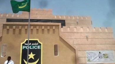 صورة عرفات : شرطي يعتدي على صاحب دكان بسبب الغيرة