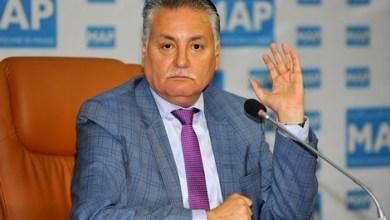 """صورة الديوان الملكي المغربي يتهم وزيرا  بـ""""الإساءة لسمعة الوطن"""" بعد تصريحات ضد صديق ومستشار الملك"""