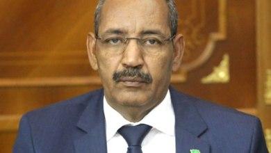 صورة وزير الداخلية : مقاربة موريتانيا الأمنية أصبحت نموذجا يحتذى به في العالم