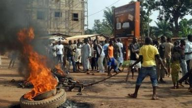 صورة تجدد أعمال العنف في إفريقيا الوسطى وأنباء عن عشرات القتلى والجرحى