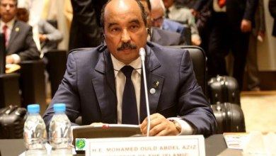 صورة موريتانيا :  ولد عبد العزيز رئيسا للقمة العربية الإفريقية لمدة لثلاث سنوات