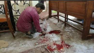 صورة إتهامات للسعودية بالوقوف وراء تفجيرات القاهرة وأسطنبول