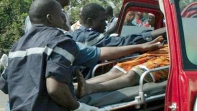 """صورة السينغال : وفاة 4 موريتانييين في حادث سير مروع بمدينة """" اللوكة """""""