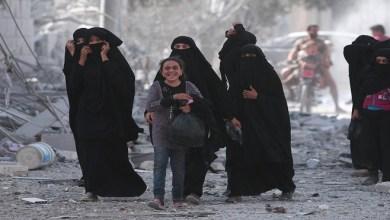صورة صحيفة : نساء حلب ينتحرن خوفًا من الإغتصاب