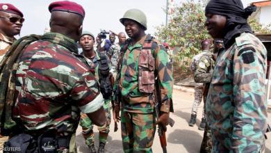 صورة كوت ديفوار : جنود متمردون يغلقون ثاني أكبر مدن البلاد