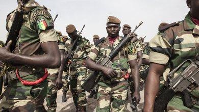 صورة الجيش السينغالي يدخل الأراضي الغامبية والجيش النيجري يبدأ طلعات جوية فوق بانجول