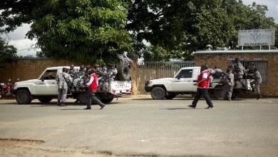 صورة إغتيال وزير البئة امام منزله بالعاصمة