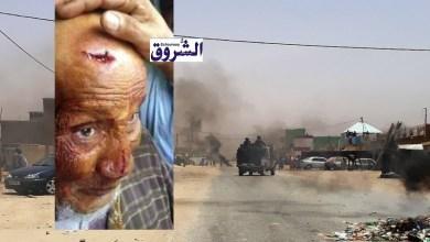 صورة نواكشوط :مجرمون وبلطجية يقودون إحتجاجات لسرقة المواطنين والإعتداء عليهم