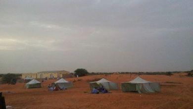 صورة نواكشوط : العثور على جثة فتاة  داخل إحدى الخيام بشارع مسعود