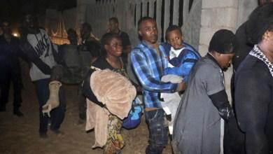 صورة ليبيــا : مصرع 7 مهاجرين اختناقاً في شاحنة تبريد