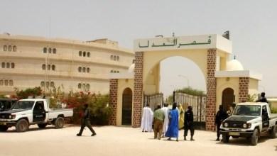 صورة غرفة الاتهام بمحكمة نواكشوط الغربية حكمها في شأن الشيوخ