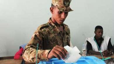 صورة موريتانيا : 26592 عسكـري  يبدؤون في التصويت على التعديلات الدستورية