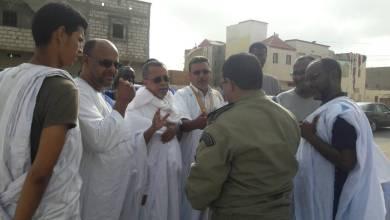 صورة نواكشوط : المنتدى يندّد بالاعتداء المعارضة