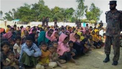 صورة بريطانيا تدعو ميانمار لإنهاء العنف ضد الروهينغيا