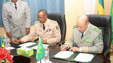 صورة موريتانيا: الجيش يجري عدة تغييرات داخل الضباط
