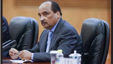 صورة موريتانيا تؤكد حرصها على تقوية علاقاتها الخارجية