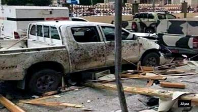 """صورة ليبيا: داعش يتبنى """"رسميا"""" هجوم مصراته الانتحاري"""