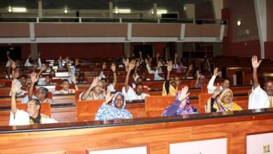 صورة موريتانيا: البرلمان يوافق على شكل العلم الجديد