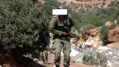صورة الجيش المغربي يطلق النار ويقتل مغربيا على الحدود مع  الجزائر