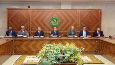 صورة موريتانيا: إلغاء اجتماع مجلس الوزراء