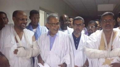 """صورة موريتانيا: المعارضة تصف الحكم في البلاد بـ""""المختطف"""""""