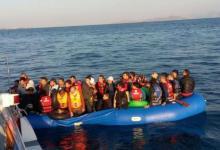 صورة البحرية الليبية  تنقذ 299 مهاجرا