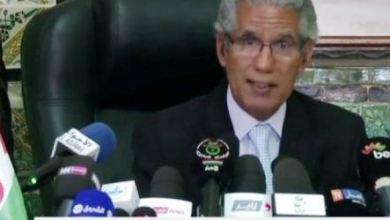 """صورة وزير خارجية الصحراء: كل محاولات المغرب """"فاشلة"""" وخطاب الملك """"بائس"""""""