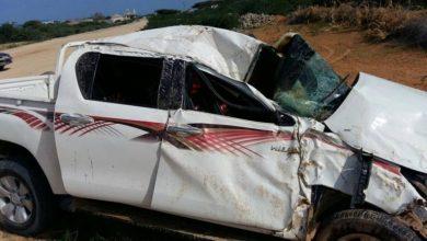 صورة موريتانيا: حادث سير يخلف عددا من الجرحى شمال البلاد