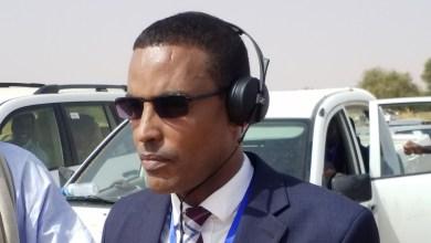صورة إعتقال المدير السابق لإذاعة موريتانيا