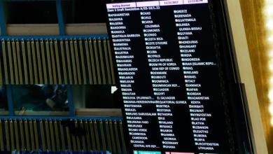 صورة 128 دولة تتحدى ترمب وتُصوّت لصالح القدس (أسماء الدول)