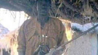 صورة شاب يقتل قاتل عبدالعزيز التويجري