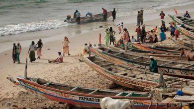 صورة صيادو سينلوي يشكون تأجيل توقيع اتفاق الصيد مع موريتانيا