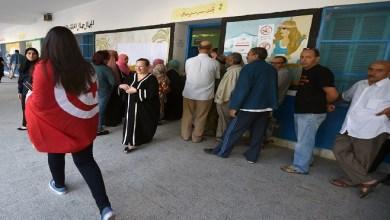 صورة انطلاق الانتخابات المحلية في تونس