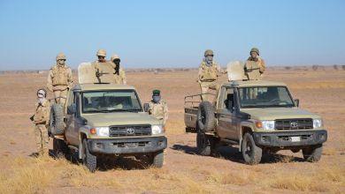 صورة حصيلة الهجوم الذي تعرضت له دورية من الجيش الموريتاني