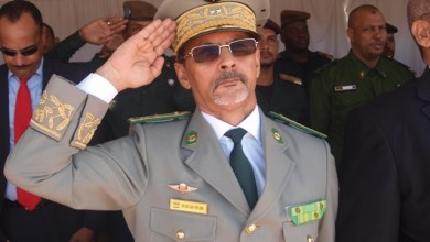 صورة موريتانيا: تعيين قائد جديد لأركان الجيوش