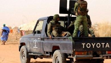 صورة الدرك الوطني يعتقل سعوديين ومواطن موريتاني في مقاطعة بير أم كرين