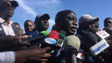 صورة المعارضة السنغالية تسعى لتقديم مرشح موحد لمنافسة ماكي صال