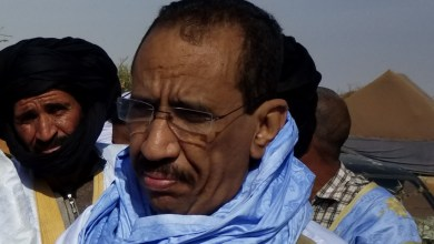 صورة وفاة السفير الموريتاني في تونس ( تعزية )