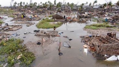 صورة 843 قتيل حصيلة إعصار اجتاح عدة دول إفريقية