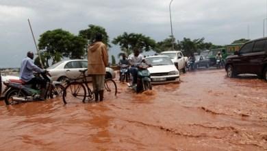 صورة مالي : عشرات القتلي ومئات المنكوبين جراء أمطار غزيرة بالعاصمة بامكو