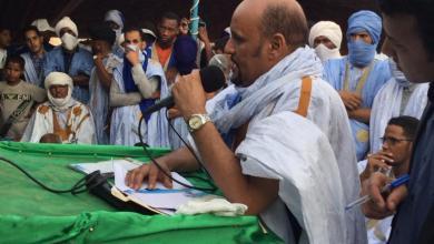 صورة اركيز : منسقية حملة المرشح ولد الغزواني تشرف وترعى كل التظاهرات الداعمة وتنجح في تماسك مناضلي المرشح